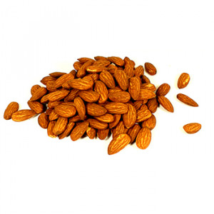 Olive Oil & Sea Salt Sprouted Almonds 16 oz