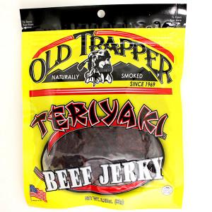 Old Trapper Teriyaki 3.25 oz