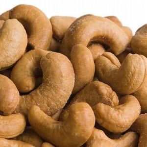 Roasted Salted 320 Cashews 16 oz