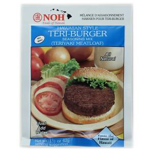 NOH Hawaiian Teri Burger Mix 1.5 oz