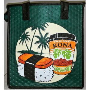 Medium Hot Cold Bag Kupono Green