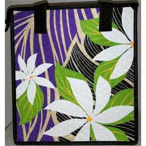 Medium Hot Cold Bag Oh Tahiti Purple