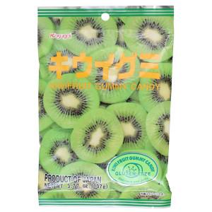 Kasugai Kiwi Gummy Candy 3.77 oz