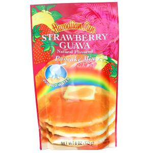 Strawberry Guava Pancake Mix 6 oz