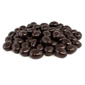 Belgian Dark Chocolate Almonds 8 oz