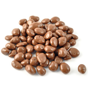 Belgian Chocolate Raisins 8 oz