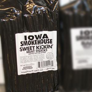 Iowa Smokehouse Sweet Kickin Pork Sticks 16 oz