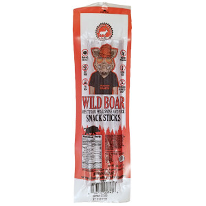 Pearson Ranch Wild Boar Sticks 4 oz