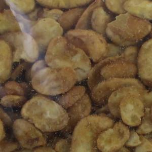 Roasted Salted Broadbeans 16 oz