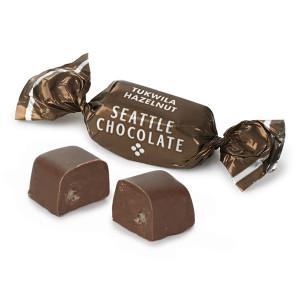 Tukwila Hazelnut Chocolate Truffles 8 oz