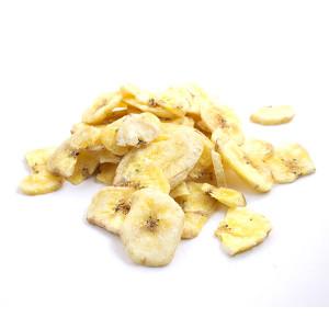 Unsweetened Banana Chips 8 oz
