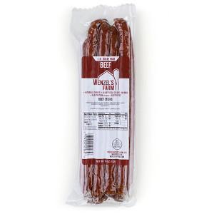 Wenzel's Farm Beef Snack Sticks 16 oz