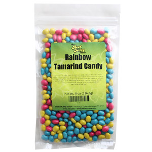 Rainbow Tamarind Candy 8 oz