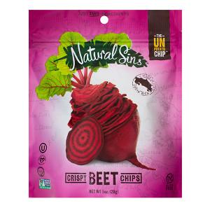 Natural Sins Beet Chips 1 oz