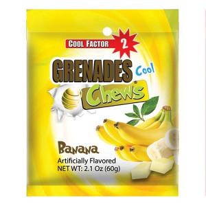 Banana Grenades Chews 4ct