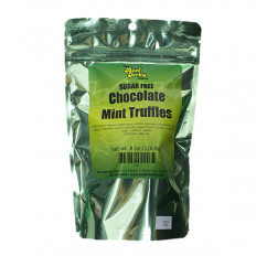 Sugar Free Chocolate Mint Truffles 8 oz