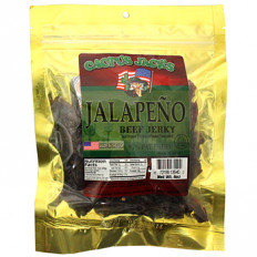 Cactus Jack's Jalapeno 4 oz