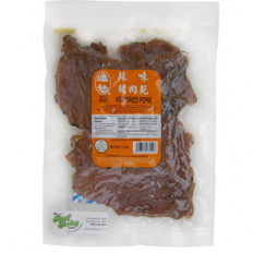 J Enterprise Hot Pork Jerky 7 oz
