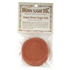Heart Brown Sugar Disc