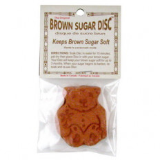 Teddy Bear Brown Sugar Disc