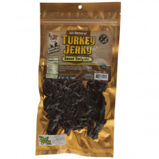 Country Butcher Teriyaki Turkey Jerky 7 oz