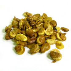 Roasted Salted Broad Beans 8 oz