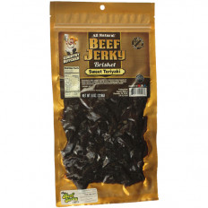 Country Butcher Teriyaki Brisket 8 oz