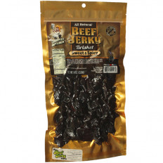 Country Butcher Sweet & Spicy Brisket 8 oz