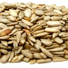 Roasted Unsalted Sunflower Seeds 16 oz
