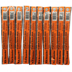 Kick Ass Beef Snack Sticks 10 ct