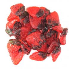 Li Hing Gummi Strawberries 8 oz