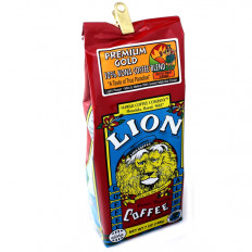 Lion Coffee Kona Premium Gold 7 oz