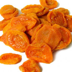 Extra Fancy Apricots 8 oz