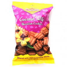Diamond Bakery Coconut Taffy Cookies 6 oz