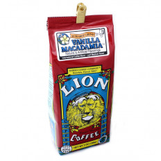 Lion Coffee Vanilla Mac Nut 7 oz