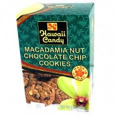 Mac Nut Choc Chip Cookies 5oz