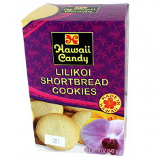 Lilikoi Shortbread Cookies 5oz