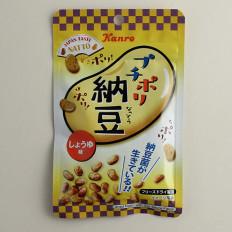 Shoyu Flavored Dried Natto 0.63 oz