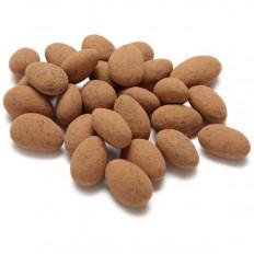 Cocoa Dusted Almonds 8 oz