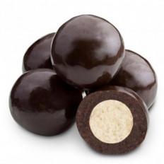 Triple Dipped Dark Chocolate Malt Balls 8 oz