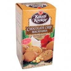 Kauai Cookies Choc Chip Macadamia 5 oz