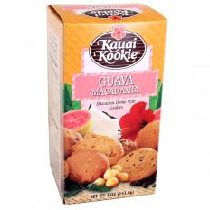 Kauai Cookies Guava Macadamia 5 oz