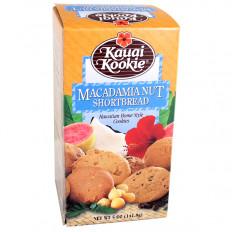Kauai Cookies Macadamia Nut Shortbread 5 oz