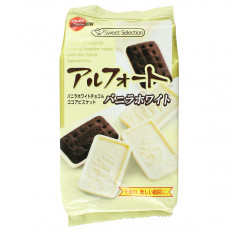 Alfort Cookie White Chocolate 3.38 oz