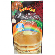 Chocolate Mac Nut Pancake Mix 6 oz