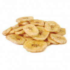 Organic Banana Chips 8 oz