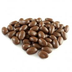 Belgian Milk Chocolate Almonds 16 oz
