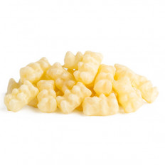 White Chocolate Gummi Bears 16 oz