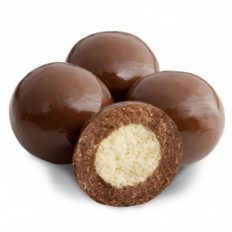 Triple Dipped Milk Chocolate Malt Balls 8 oz