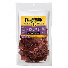 Tillamook Sweet & Spicy Beef Jerky 10 oz